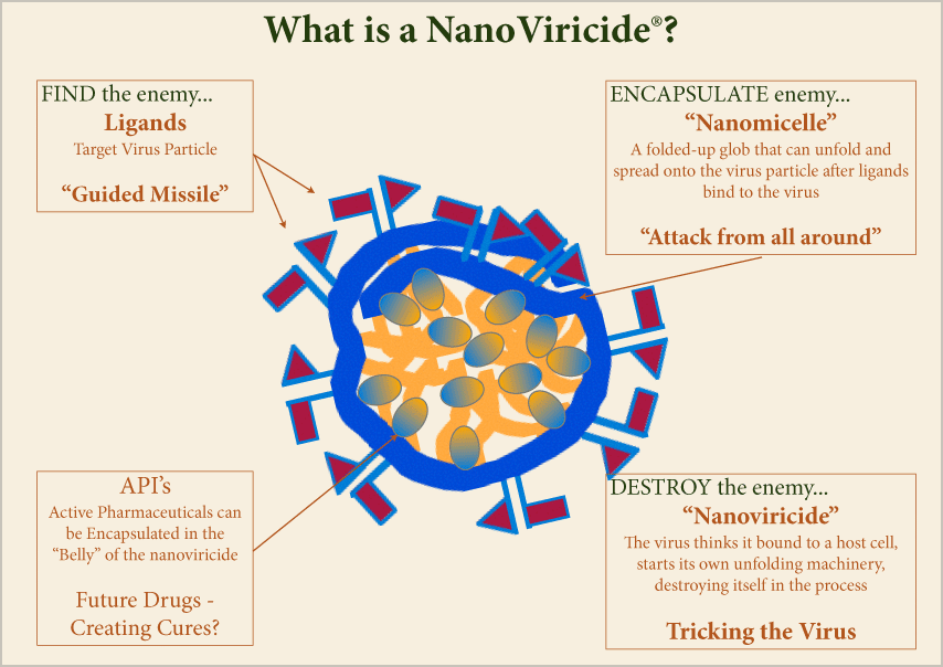 what is nanoviricides